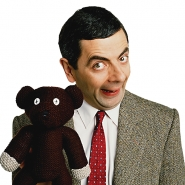 Como o personagem Mr. Bean foi criado?