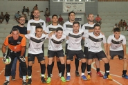 Freicumadre e Racing na final do municipal de futsal de Gaspar